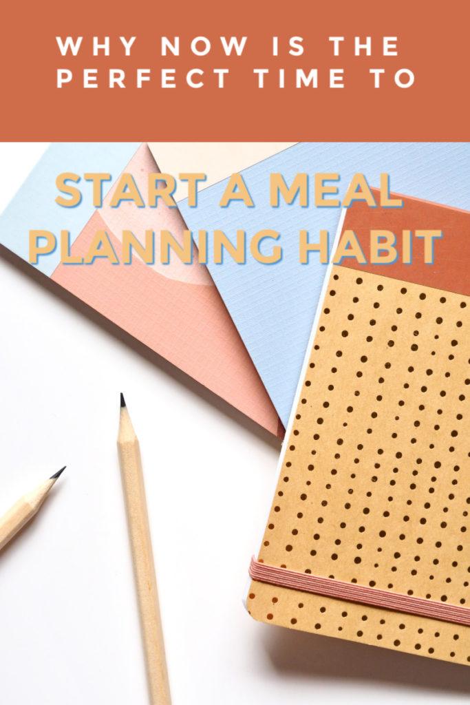 meal planning habit