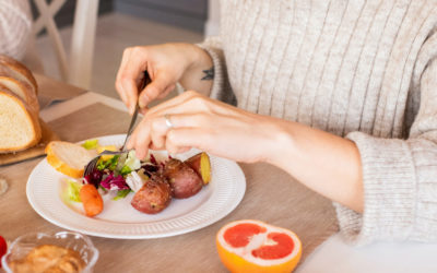 How to start a mindful eating practice and improve your relationship with food